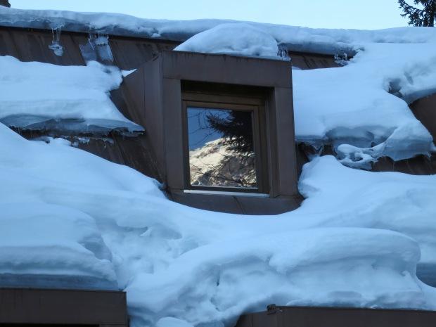 Utsikt som i en mäklarannons hade kallats bergsvy.